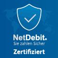 Dieses Internetangebot ist eine durch NetDebit® zertifizierte Akzeptanzstelle - Hier ist der Kunde KÖNIG!